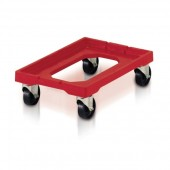 Dollies (DOJ90501AA) 91005 600x400mm Wheeled Red Dolly