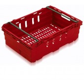 Maxinest (SN641902BV) SN641902 - 35 Litre - Red - 600x400x199mm