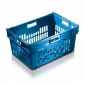 Stack Nest Containers (DH701802AA) DH701802 - 54 Litre - Blue - 600x400x302mm
